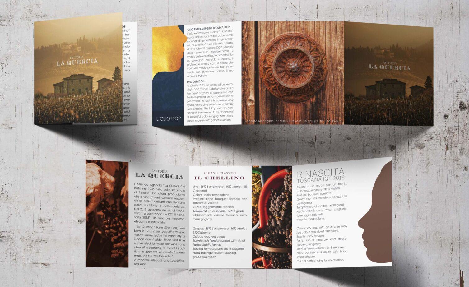 Azienda La Quercia Brochure