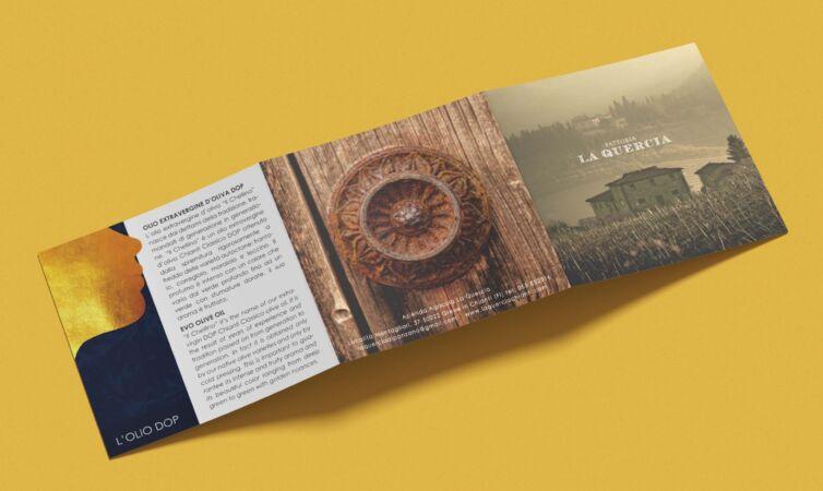 Azienda Agricola La Quercia Brochure