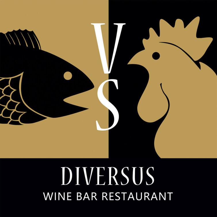 Diversus Logo Design