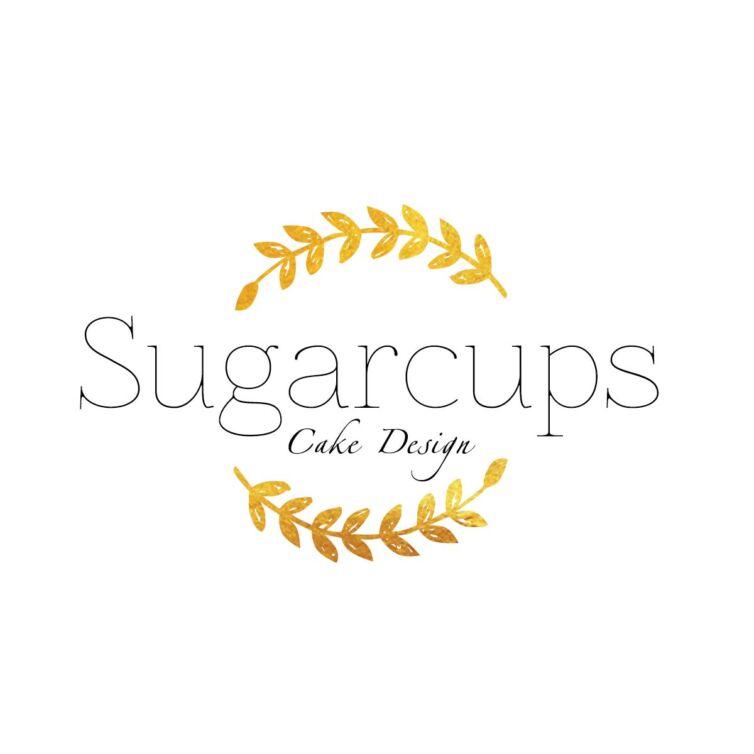 Sugarcups Logo Design